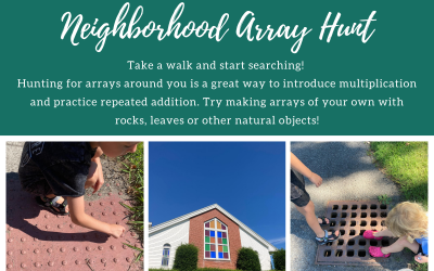 WildMath – Outdoor Array Hunt