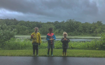 5 Reasons To Walk In The Rain – Ashuwillticook Rail Trail