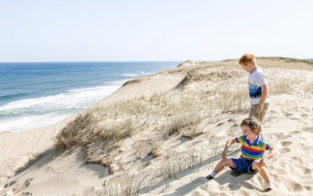 State of Nature Interview with Lissy Perna — Get Outside Cape Cod