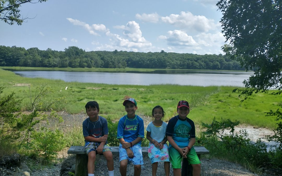 State of Nature Interview with Amy Kirkcaldy — South Shore Family Adventures